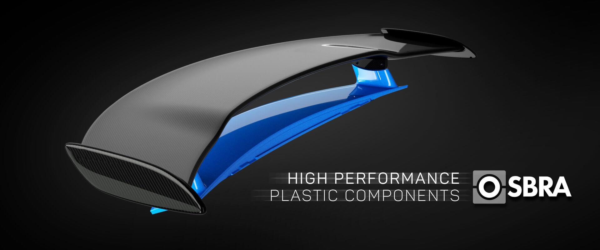 OSBRA High Performance plastic components
