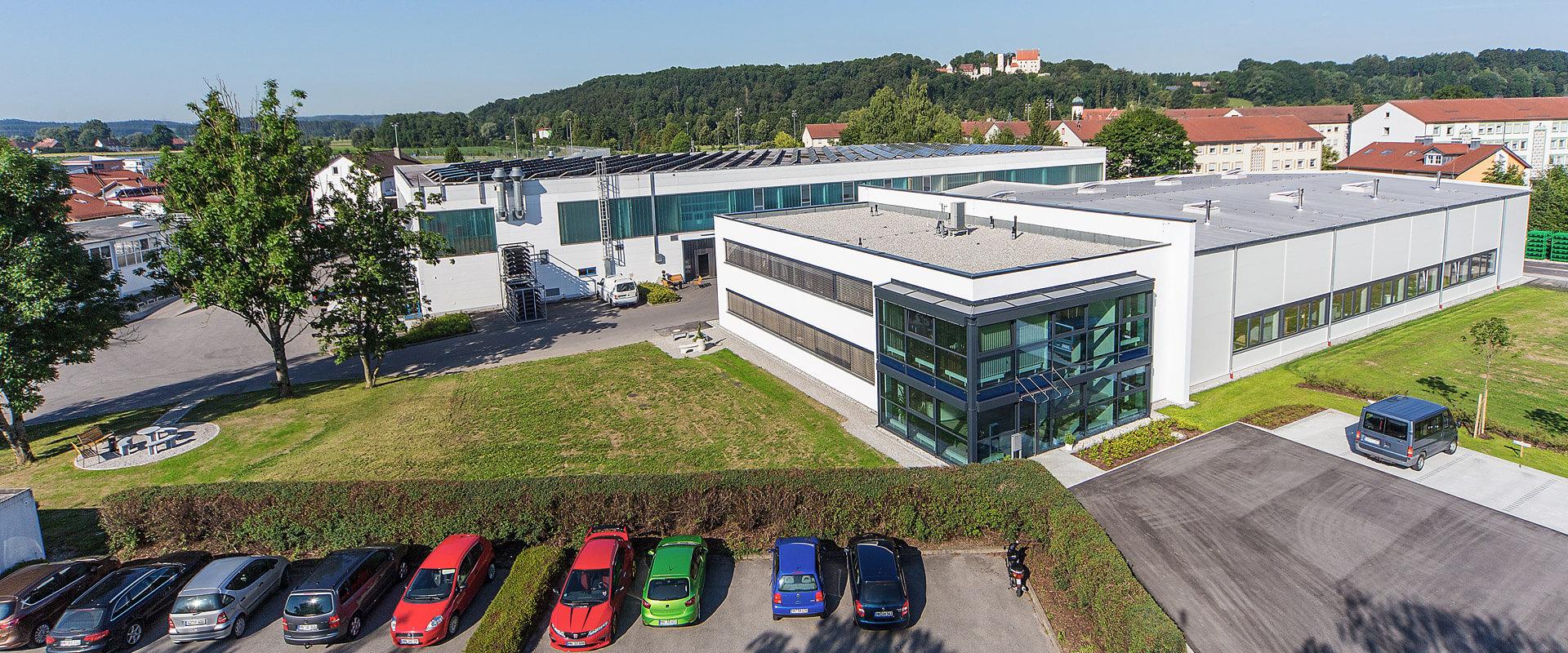 OSBRA Firmengebäude