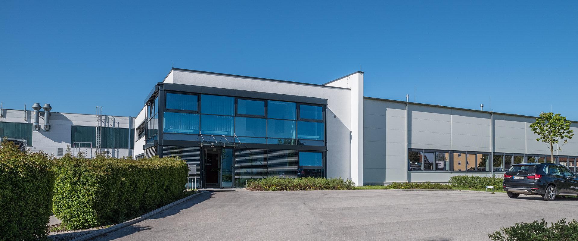 OSBRA Firmengebäude 2